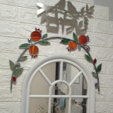 pomegranite-wall-decoration-stained-glass