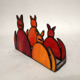 red-cats-glass-napkin-holder