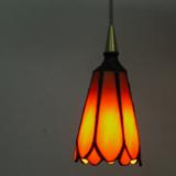 light-fixture-orange-tiffany
