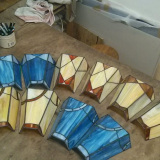 ordered-set_wall-lamps-stained-glass