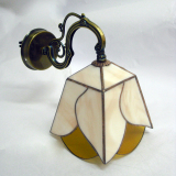 wall-lightfitting-nizan-gold-stained-glass