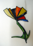 stained-glass-flowre