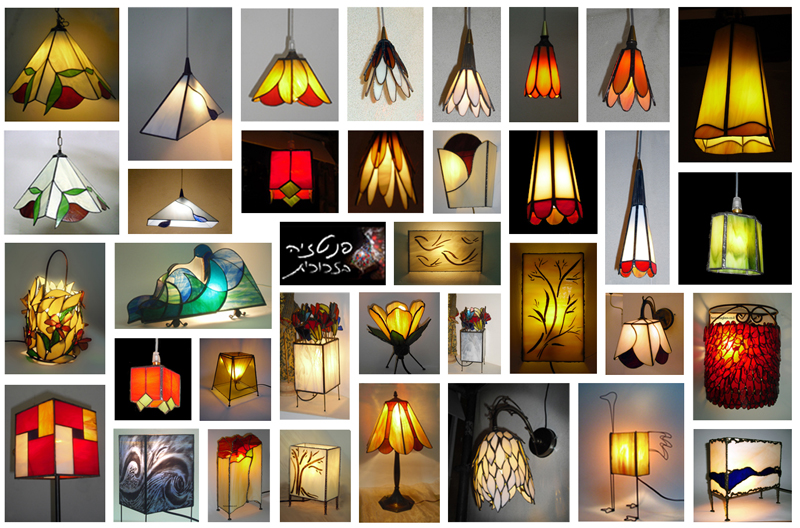 מנורות ויטראז ופתרונות תאורה