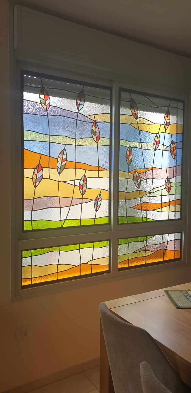 חלונות מעוצבים בויטראז