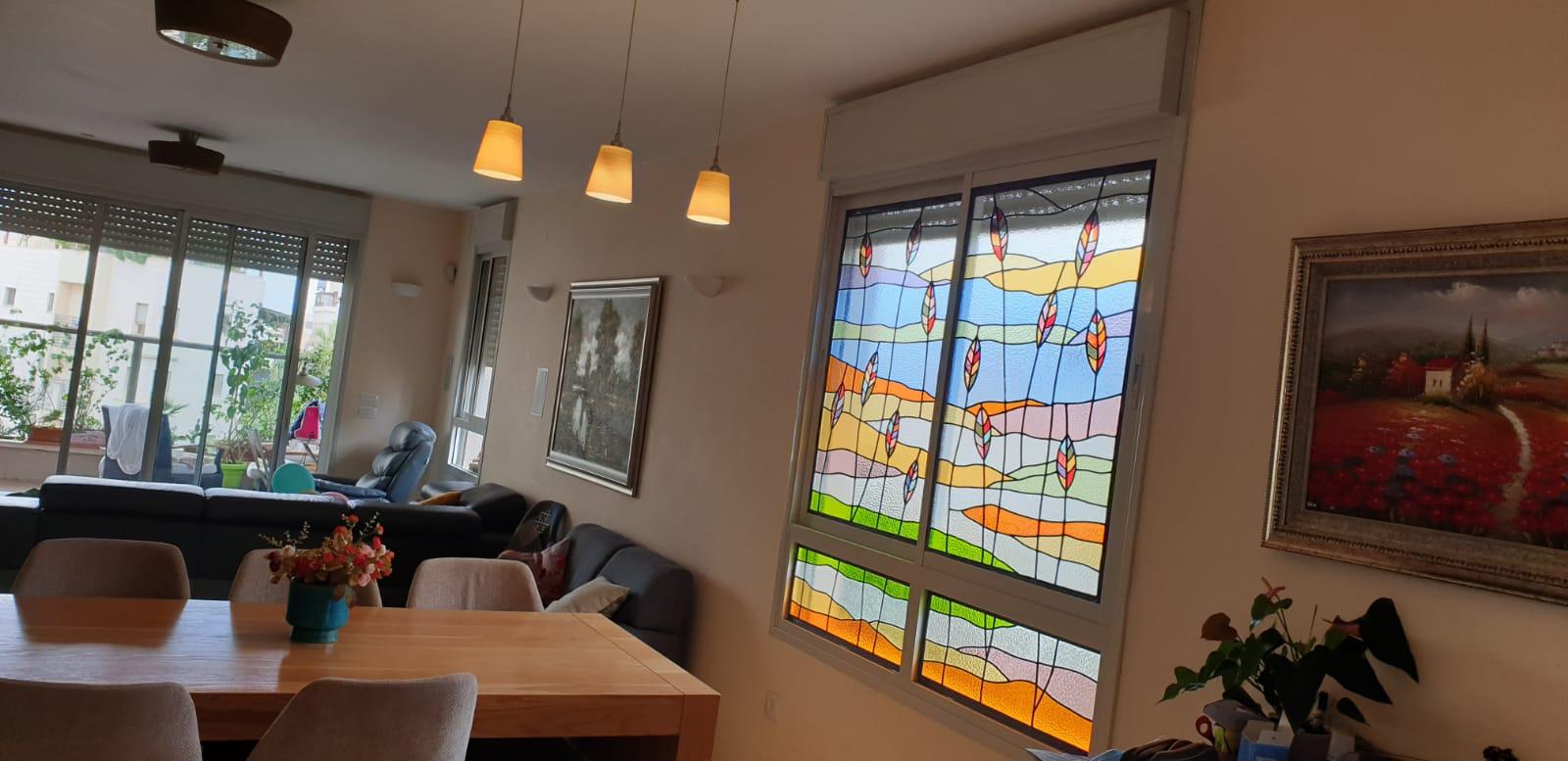 חלונות מעוצבים לדירה ברחובות