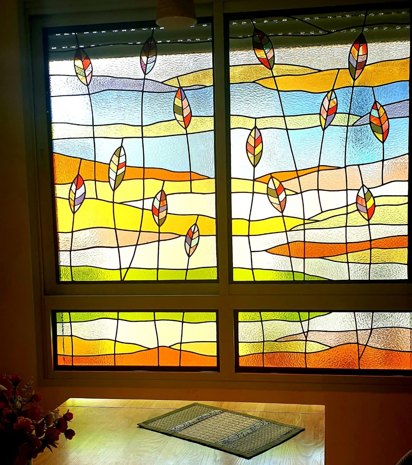 חלונות ויטראז לדירה