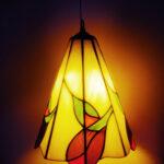 מנורת ויטראז מנורת טיפני